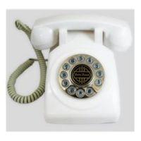 1950 Desk Phone White - Each