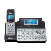 Vtech 2-Line Cordless With Itad - Each