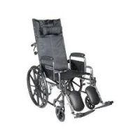 Silver Sport Full Reclining Wheelchair