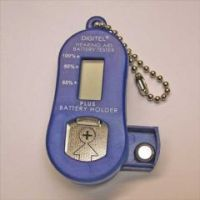 Digitel Hearing Aid Battery Tester - Digital Battery Tester