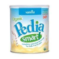 Pediasmart Organic Nutritional Supplement Soy Vanilla - Soy Vanilla