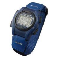 Global VibraLITE MINI Vibrating Watch with Blue Band - Global VibraLITE MINI Vibrating Watch with Blue Band