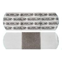 """Silverlon Easy AG Adhesive Strips - 1"""" x 3"""" - 1"""" x 3"""" - Pack of 24"""
