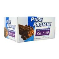 PURE PROTEIN Pure Protein Bar - Chewy Chocolate Chip - Pack of 6