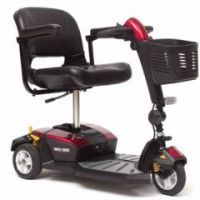 Go-Go LX with CTS Suspension - 3 Wheel Mobility Scooter | FDA Class II Medical Device* - Each
