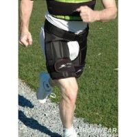 Uni-Pants Weighted Conditioning Pants - 10 Lbs Included - Uni-Pants Weighted Conditioning Pants - 10 Lbs Included