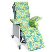 NYOrtho Geri-Chair Comfort Seat Plaid