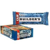 Clif Builder's Natural Protein Bar - Cookies 'N Cream - Box of 12