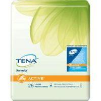 TENA Serenity Active Liners - Long - Bag of 44