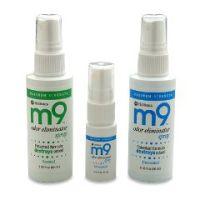 m9 Odor Eliminator Spray - 2 oz. pump, scented & unscented