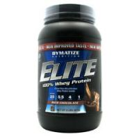 Dymatize Elite 100% Whey Protein - Rich Chocolate