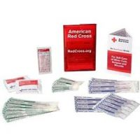 Red Cross RC600 Pocket First Aid Kit - Empty SKU Data