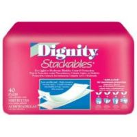 Dignity Stackable Pads - Bladder Control Pads