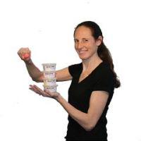 Cando Scented Theraputty Hand Therapy Putty