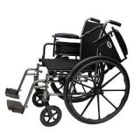 ProBasics K0003 Wheelchair with Swingaway Footrests