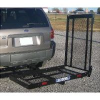 Steel Mobility Scooter Car Carrier - Each