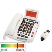 ClearSounds CSC600ER Amplified SOS Alert Phone - ClearSounds CSC600ER Amplified SOS Alert Phone