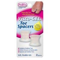 Visco-Gel Toe Spacer - Pack of 2