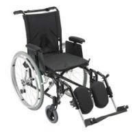 Cougar Ultra Lightweight Rehab Wheelchair