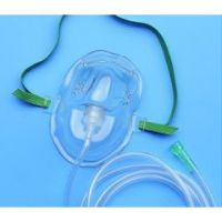 AirLife Adult Oxygen Mask with 7-foot Tubing