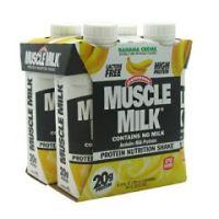 CytoSport Muscle Milk RTD - Banana Creme - Pack of 17