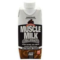 CytoSport Muscle Milk Collegiate - Chocolate - Pack of 12