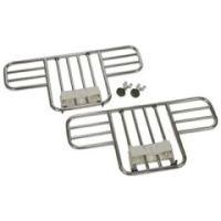 DMI Half-Length Steel Bed Rails - 1 pair