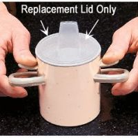 Replacement Lid for the Arthro Thumbs-Up Cup - Each