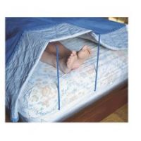 Blanket Lift Bar & Cradle for Sensitive Feet - Blanket Lift Bar