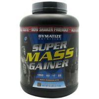 Dymatize Super Mass Gainer - Chocolate - Each
