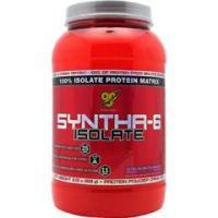 BSN Isolate Syntha-6 - Strawberry Milkshake
