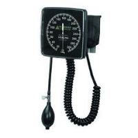 Sphygmomanometer - Wall Mount - Aneroid Type With Adult Cuff - Sphygmomanometer - Wall Mount - Aneroid Type With Adult Cuff