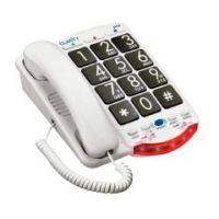 Amplified Big Button Phone Black Keys - Each
