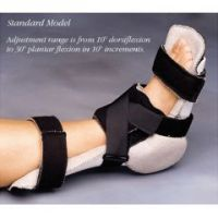 North Coast Adjustable Position Foot Splint - Plantar Fasciitis & Foot Drop Brace