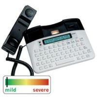 Ultratec Uniphone 1140 TTY - Ultratec Uniphone 1140 TTY