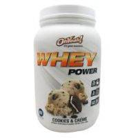 ISS Oh Yeah! Whey Power - Cookies & Creme - Each