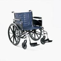 "Tracer IV Heavy Duty Wheelchair - 24"" x 18"" - Each"