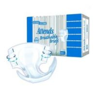 """Attends Heavy Absorbency Breathable Briefs - X-Large 58"""" - 63"""""""
