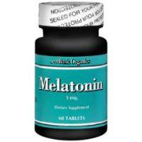 Melatonin - 3 mg - Bottle of 60