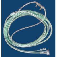 McKesson ETCO2 Nasal Sampling Cannula with O2 | Female Luer-Lok, 10 Foot