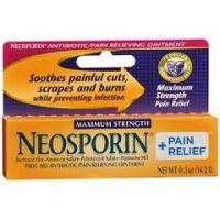 Neosporin Antibotic Ointment Maximum Strength - Each