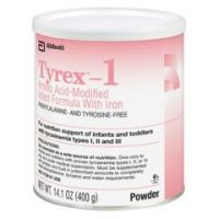 Tyrex 1 Amino AcidModified Infant Formula with Iron 14.1 oz. Can - with Iron 14.1 oz. Can