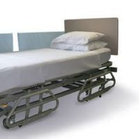 Split Rail Bed Rail Pads - 1'' x 9'' x 28'' - Case of 4