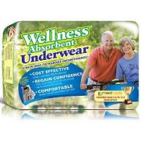 Wellness® Absorbent® Protective Underwear - Incontinence Briefs