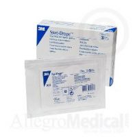 """3M Steri-Drape - 15"""" x 15"""" - Ophthalmic Surgical Drape with Aperture - Box of 10"""