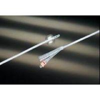 Bardex Uncoated 100% Silicone Foley Catheters - 2-Way, 5cc
