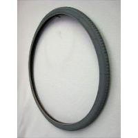 "Gray Pneumatic Street Tire - 26 x 1 3/8"" - 1 pair"