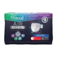 Prevail Air Overnight Incontinence Brief