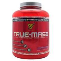 BSN True-Mass - Strawberry Milkshake 5.82 lbs. - Each