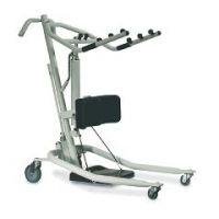 Invacare Get-U-Up Hydraulic Stand-Up Lift - Each